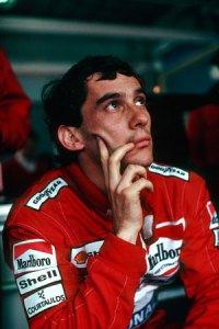 Ayrton (Japanese GP 1989)