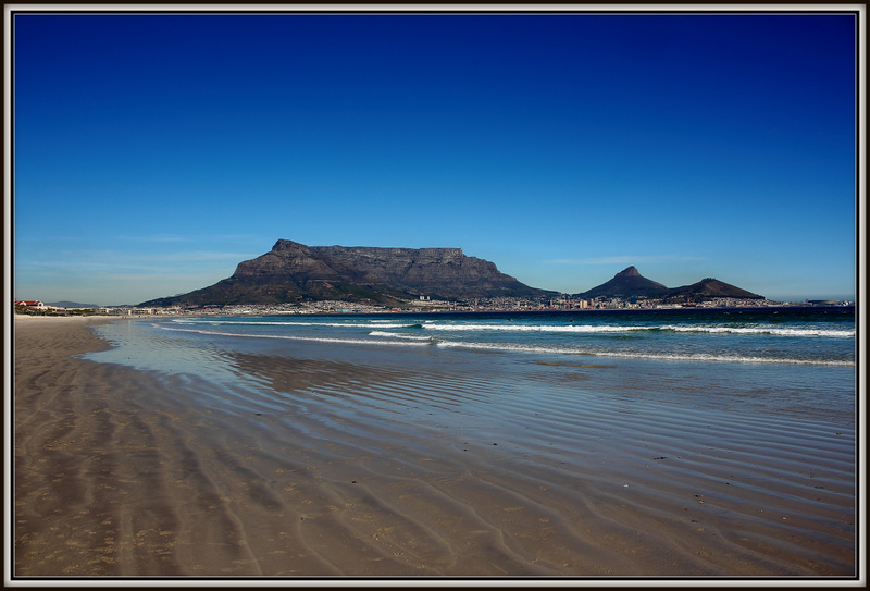 CAPE TOWN: The Beautiful Mother City (of South Africa)