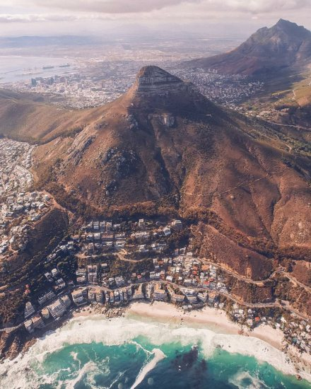CT and Camps Bay (latest pic FB)